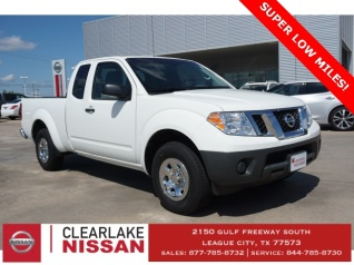 Used 2013 Nissan Frontier S King Cab I4 2WD Manual For Sale In League City,