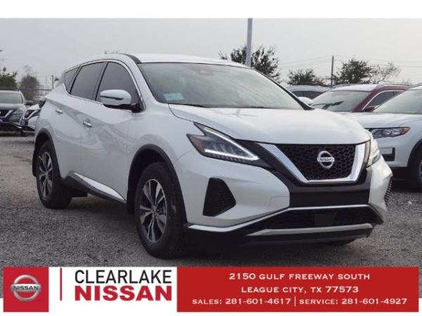 2020 Nissan Murano in League City, TX
