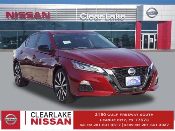 2020 Nissan Altima in League City, TX