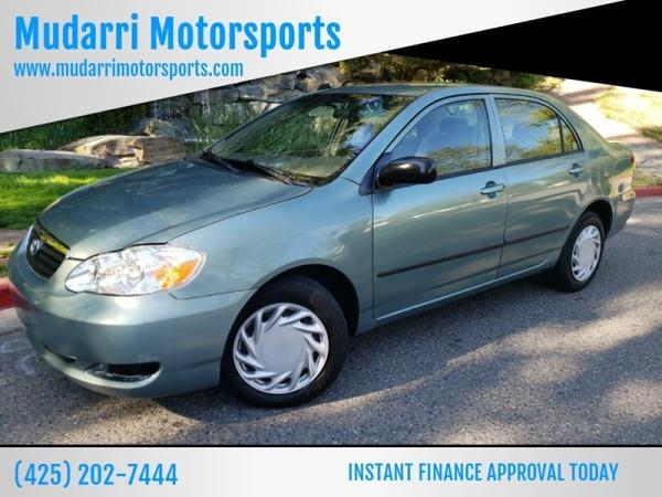 2006 Toyota Corolla Reliability - Consumer Reports