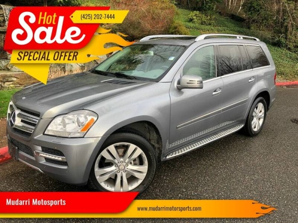 2012 Mercedes-Benz GL in Kirkland, WA