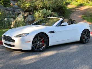 Used 2008 Aston Martin Vantage Convertible Sportshift For In Kirkland Wa