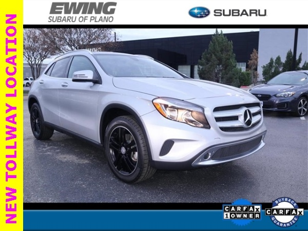 2017 Mercedes-Benz GLA in Plano, TX