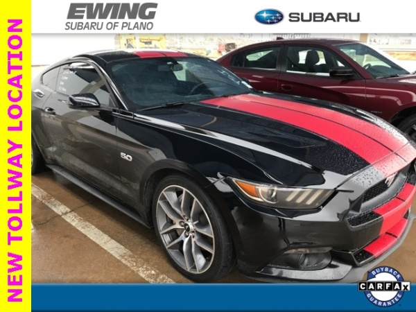 2015 Ford Mustang in Plano, TX