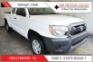 2015 Toyota Tacoma Access Cab I4 RWD Automatic for Sale in Hollywood, FL