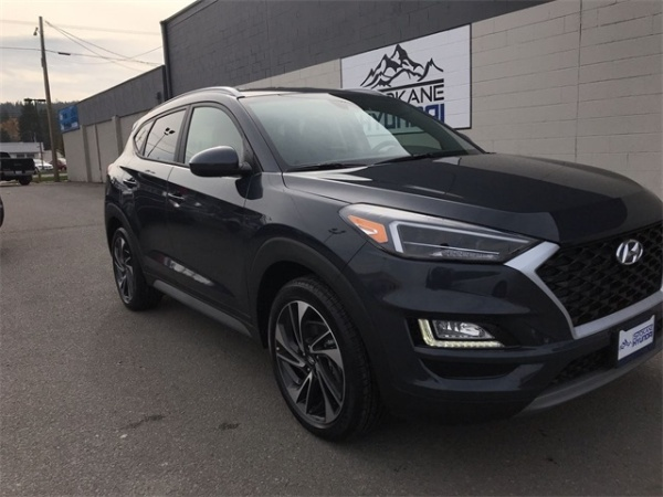 2020 Hyundai Tucson in Spokane Valley, WA