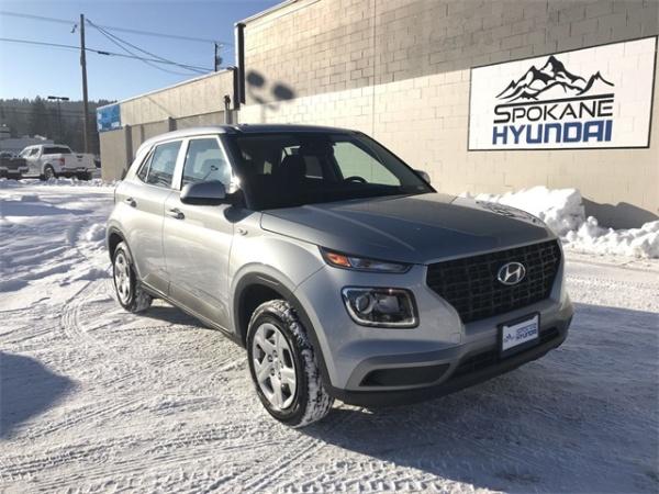 2020 Hyundai Venue in Spokane Valley, WA