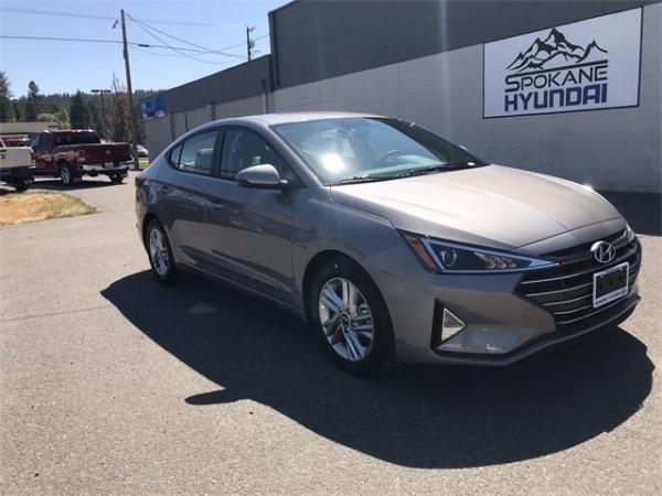 2020 Hyundai Elantra in Spokane Valley, WA
