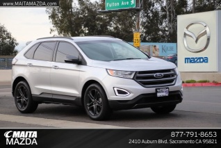 9d0eac5367 2018 Ford Edge SEL FWD for Sale in Sacramento