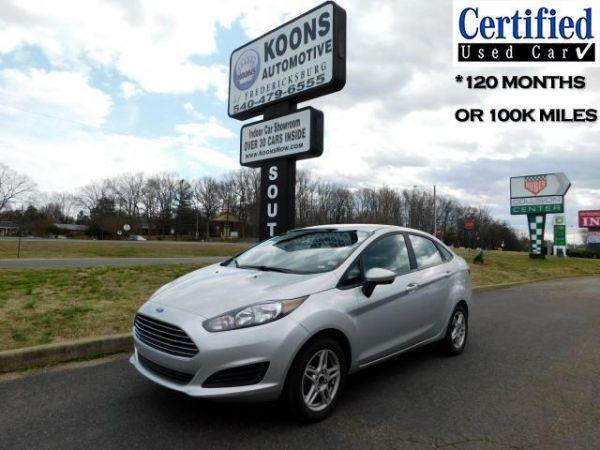2019 Ford Fiesta in Fredericksburg, VA