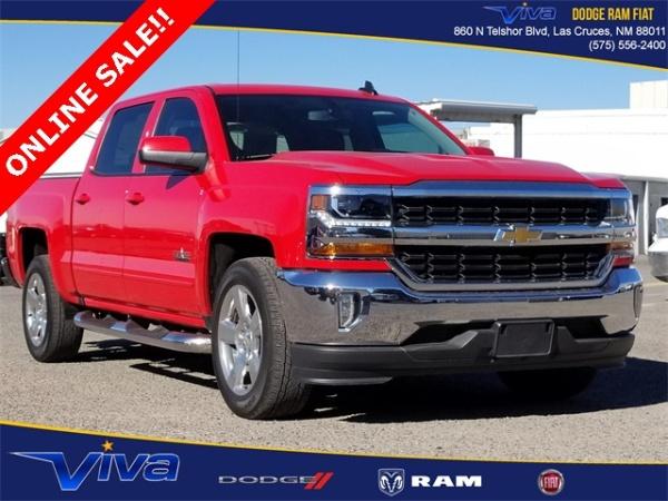 2018 Chevrolet Silverado 1500 in Las Cruces, NM