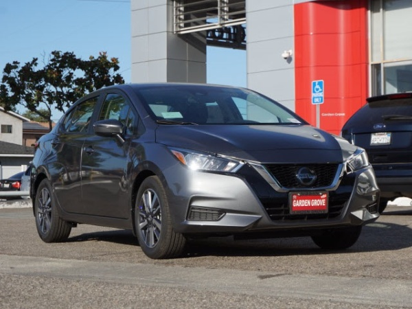 2020 Nissan Versa in Garden Grove, CA