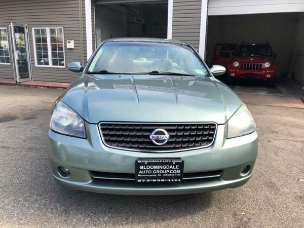 2005 Nissan Altima 25 Sl Auto For Sale In Garfield Nj Truecar