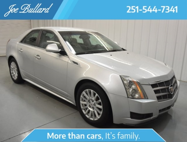 2010 Cadillac CTS 3 0 Sedan RWD Manual For Sale in Mobile