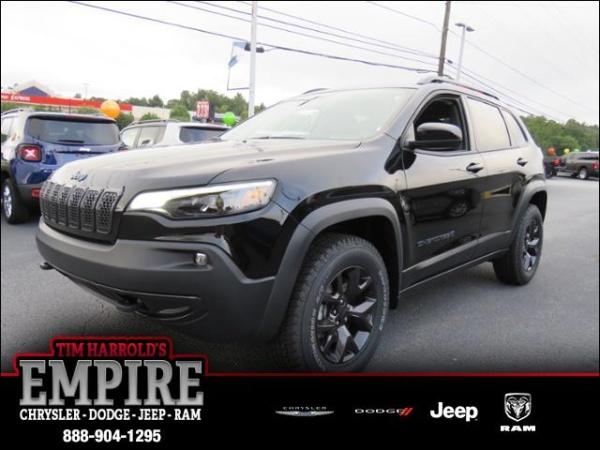 2020 Jeep Cherokee in Wilkesboro, NC