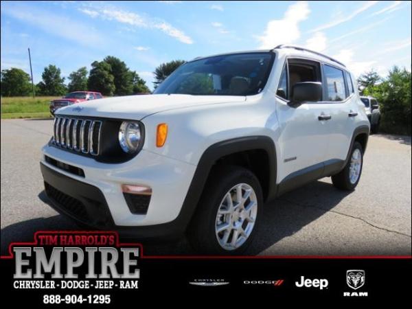 2019 Jeep Renegade in Wilkesboro, NC