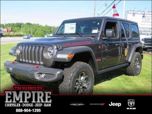2019 Jeep Wrangler in Wilkesboro, NC