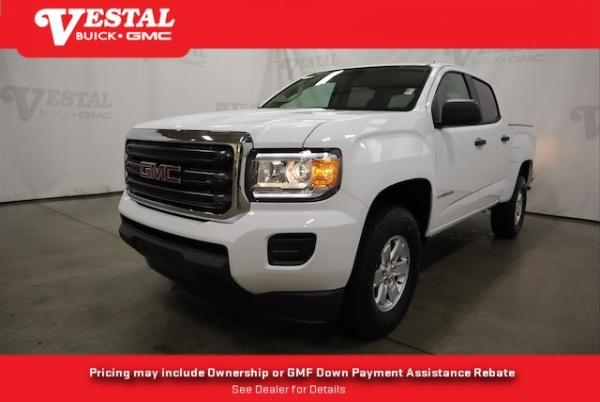2019 GMC Canyon Crew Cab Short Box 2WD