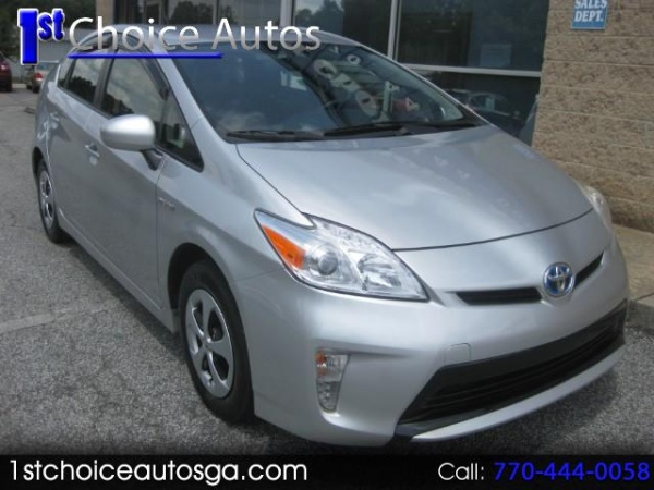2012 Toyota Prius Plug In Dealer Inventory In Atlanta, GA (30301) [change  Location]