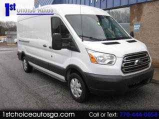e4da9d6203 2015 Ford Transit Van T-150 148