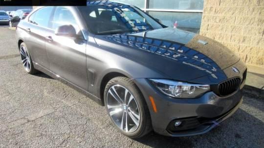 2020 BMW 4 Series