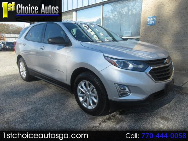 2018 Chevrolet Equinox in Smyrna, GA