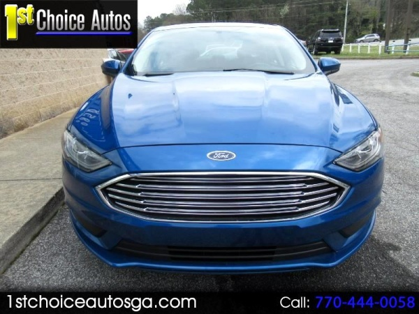 2018 Ford Fusion in Smyrna, GA