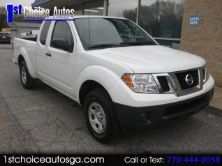 2016 Nissan Frontier S King Cab I4 2wd Auto For In Smyrna Ga