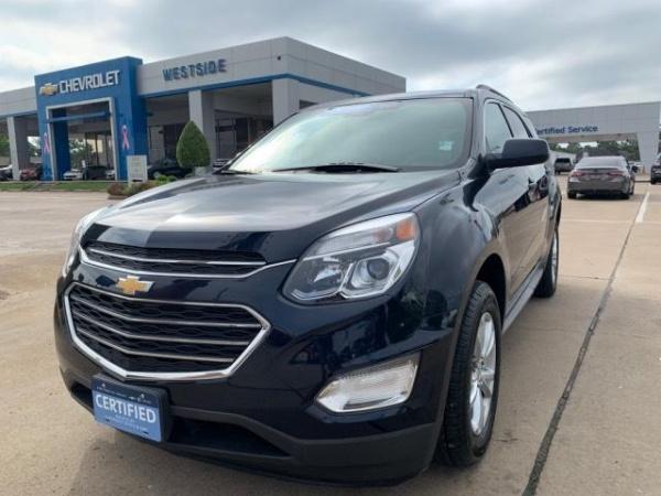 2017 Chevrolet Equinox in KATY, TX
