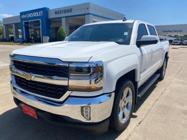 2016 Chevrolet Silverado 1500 in KATY, TX