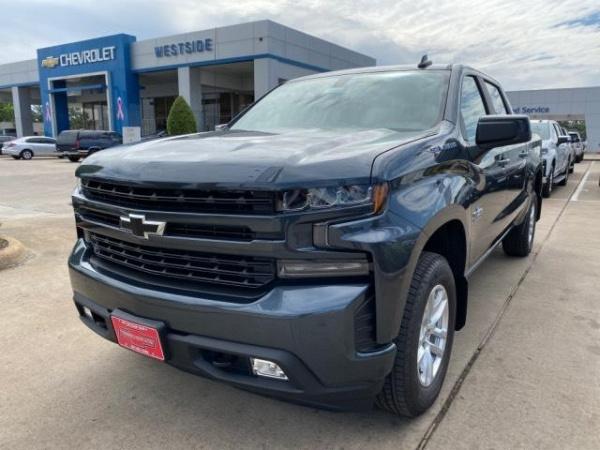 2020 Chevrolet Silverado 1500 in KATY, TX
