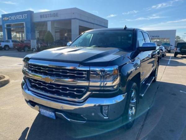 2017 Chevrolet Silverado 1500 in KATY, TX