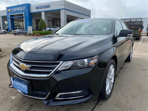 2019 Chevrolet Impala in KATY, TX