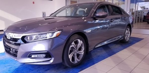 2018 Honda Accord in Yuma, AZ