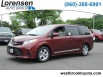 2020 Toyota Sienna LE FWD 8-Passenger for Sale in Westbrook, CT