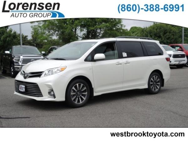 2020 Toyota Sienna in Westbrook, CT