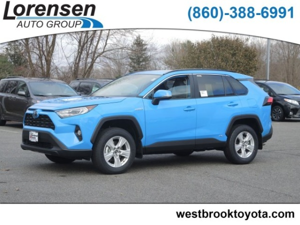 2020 Toyota RAV4 in Westbrook, CT