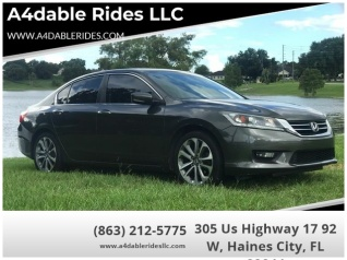 2014 Honda Accord Sport For Sale >> Used 2014 Honda Accords For Sale Truecar