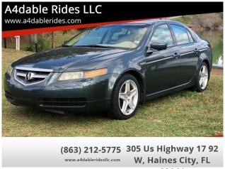 2004 Acura Tl Sedan Automatic For In Haines City Fl