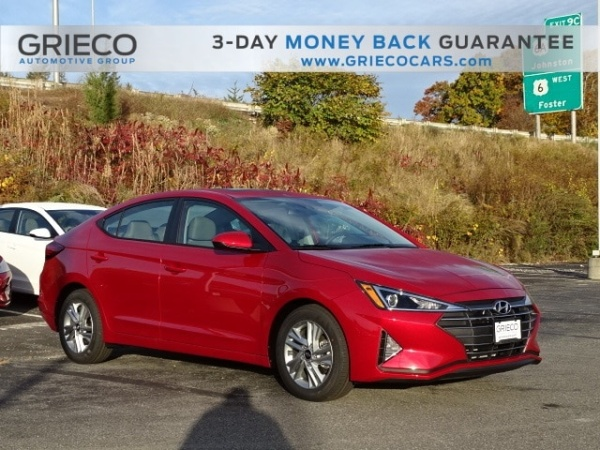 2020 Hyundai Elantra in Johnston, RI