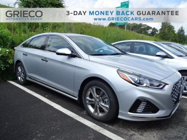 2019 Hyundai Sonata in Johnston, RI
