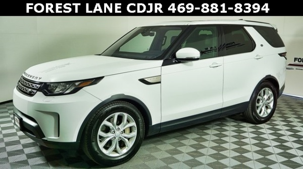 2018 Land Rover Discovery in Dallas, TX
