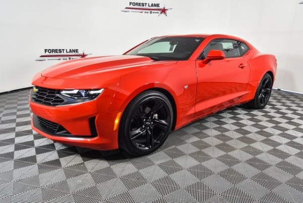 2020 Chevrolet Camaro in Dallas, TX