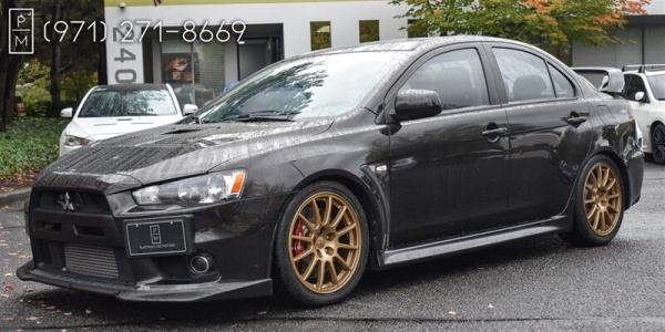 2011 Mitsubishi Lancer Evolution GSR