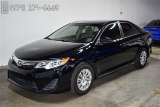 2013 Toyota Camry For Sale >> Used 2013 Toyota Camrys For Sale Truecar