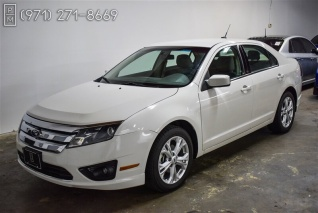 2012 Ford Fusion For Sale >> Used 2012 Ford Fusions For Sale Truecar