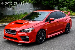 Used Subaru Wrx Sti >> Used Subaru Wrxs For Sale Truecar