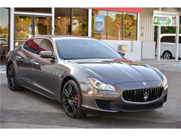 2016 Maserati Quattroporte S