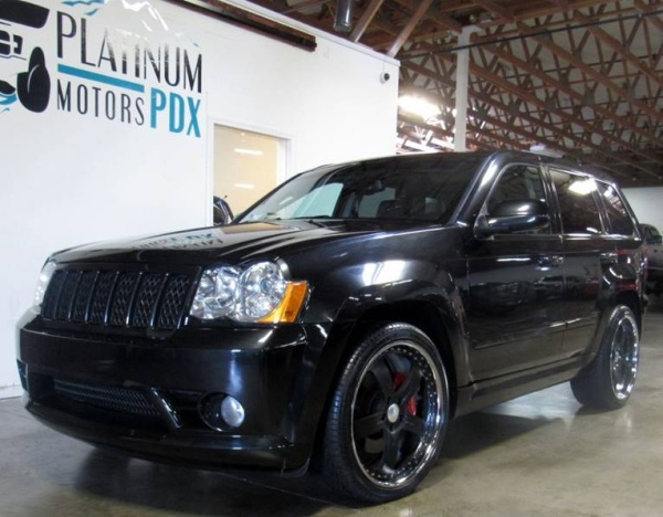 Used Jeep Grand Cherokee Srt8 for Sale: 237 Cars from