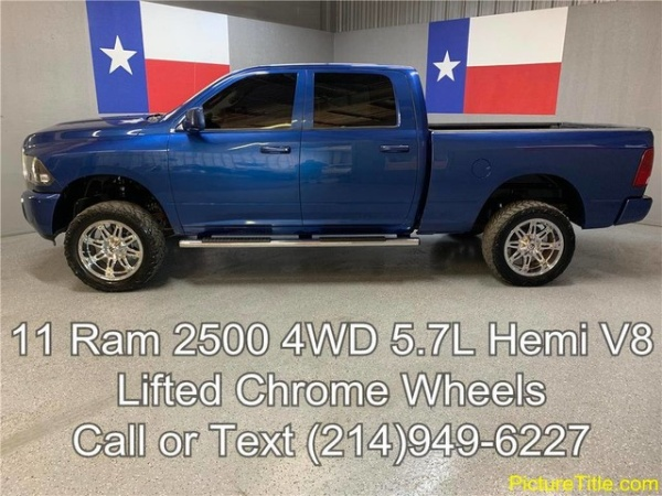 2011 Ram 2500
